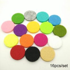 dotiow essential oil diffuser felt pads