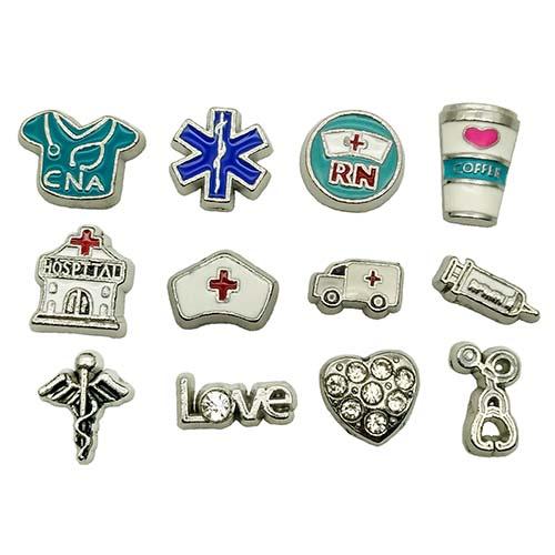 nurse-theme-floating-charm