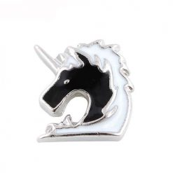 unicorn cute animal floating charm